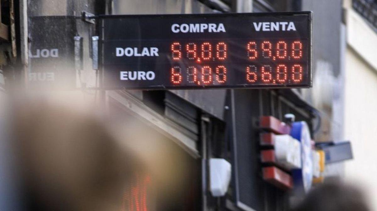 El dólar alcanzó el precio más alto desde el cepo parcial