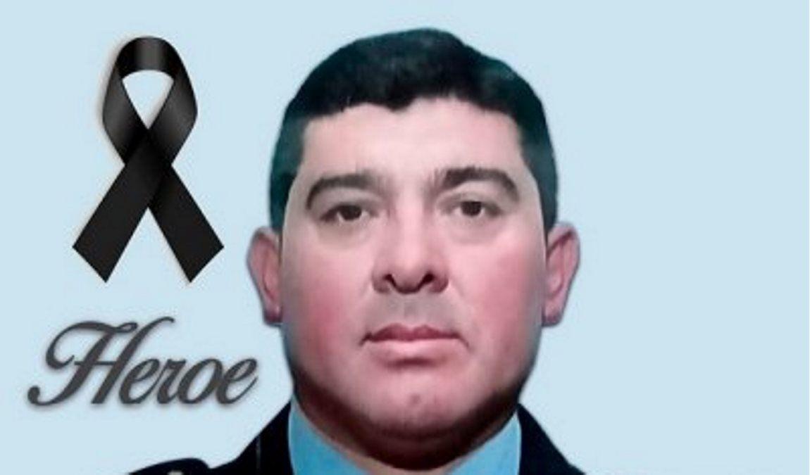 Homenaje y profundo dolor en la despedida de Pogonza..